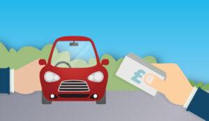Automobilio registravimas su SDK kodu