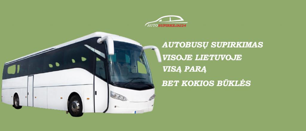 Autobusų Supirkimas